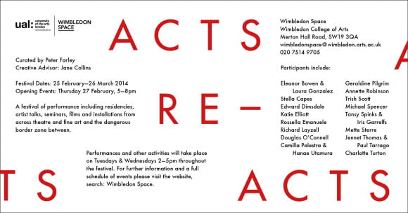 Acts Re-acts e-flyer updated v2