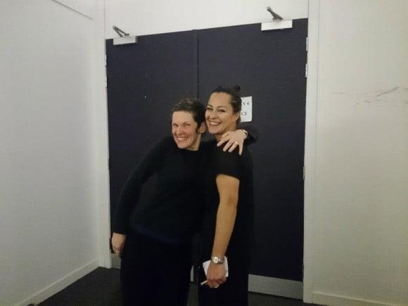 Janice and Nadia